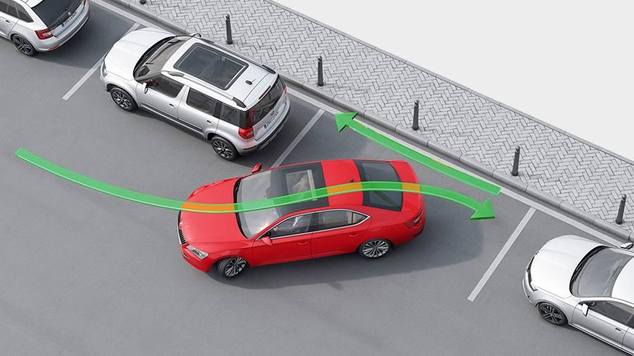 Как работает система автоматической парковки автомобиля