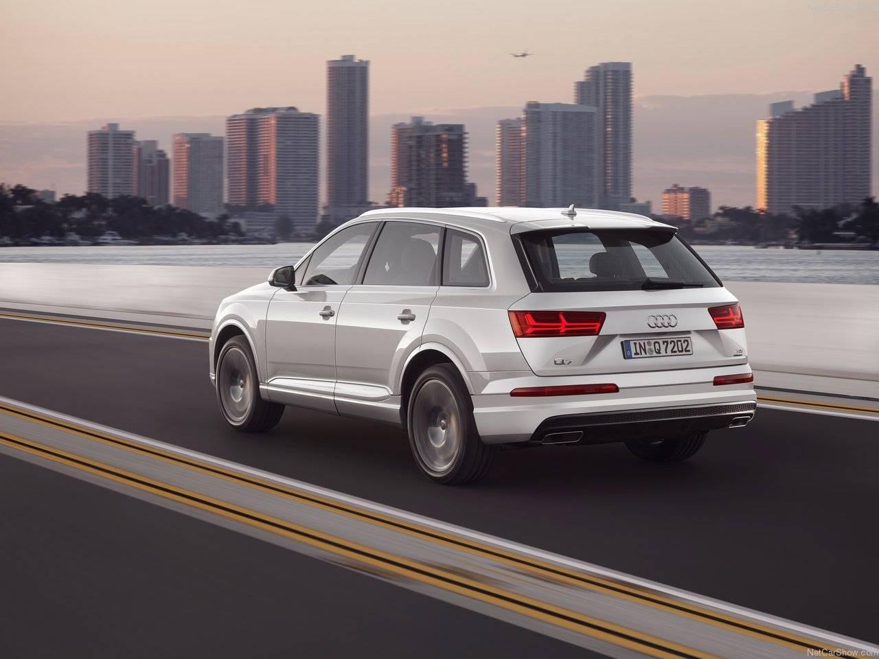 На рынке авто с пробегом стало больше Audi Q7
