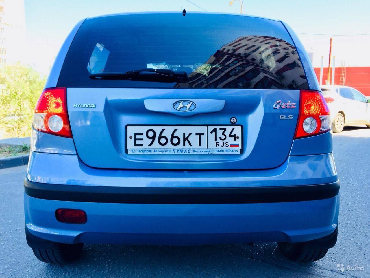 Маленький, да удаленький: кому подойдет рестайлинговый Hyundai Getz