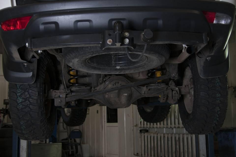 Mitsubishi pajero sport i - относительно надежный рамный внедорожник