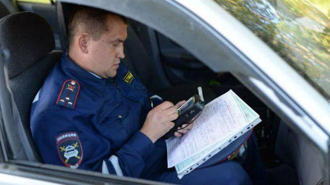 Должен ли инспектор дпс показывать видеозапись нарушения?
