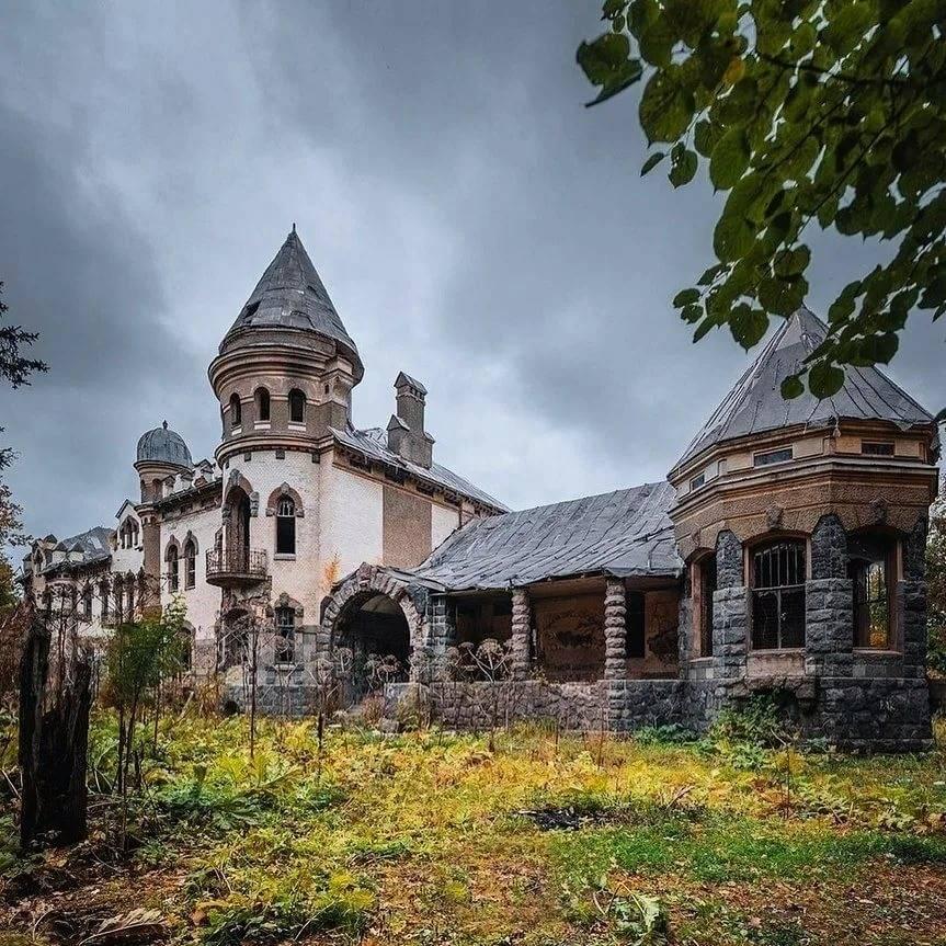 Заброшенные места санкт-петербурга и ленинградской области