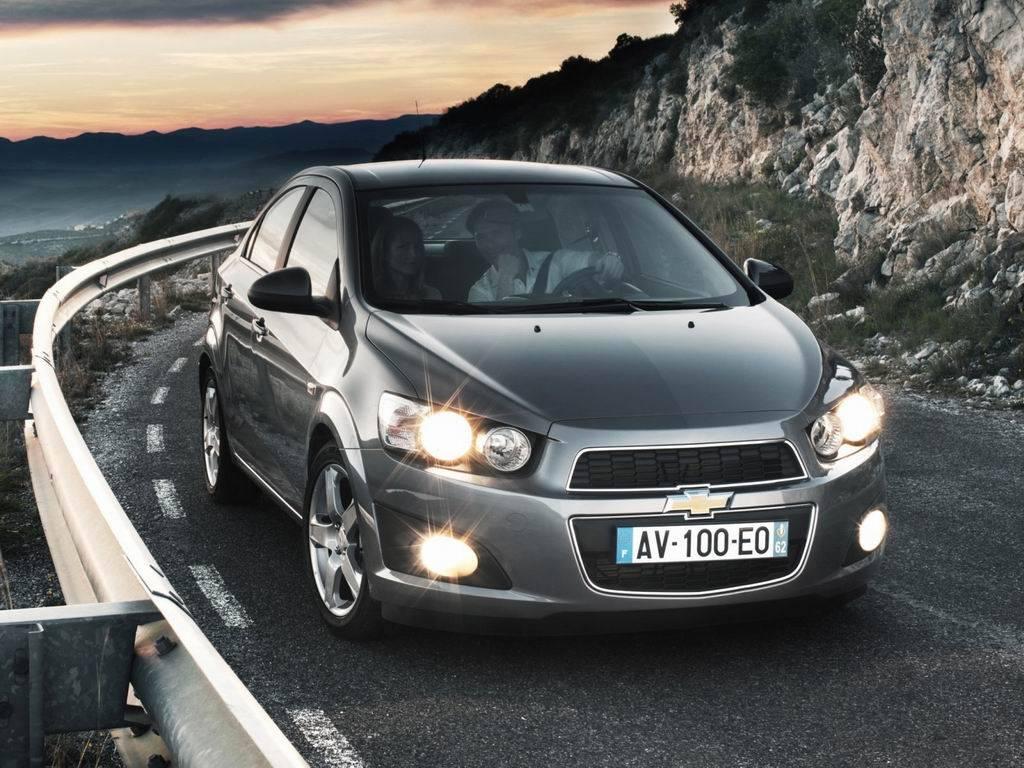 Он вам не «Калос»: обзор Chevrolet Aveo I (T200)