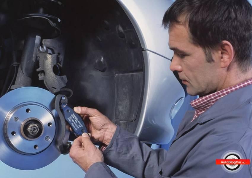 Барабанные и дисковые тормоза – отличия, преимущества и недостатки