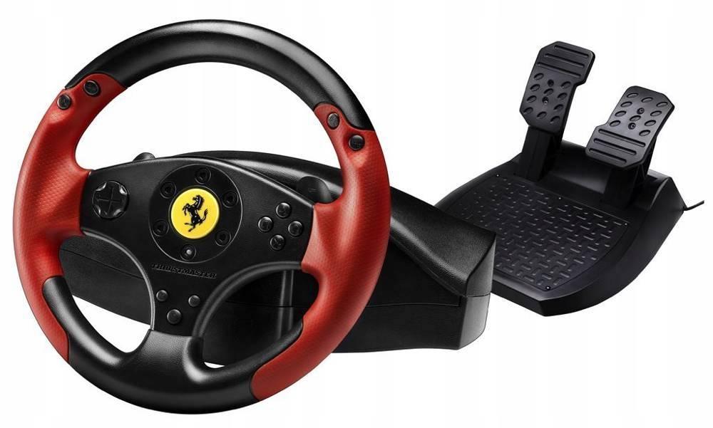 Игровой руль с педалями на компьютер своими руками - сделай сам
