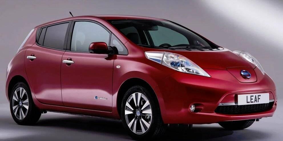 Nissan leaf 2021: второе поколение самого популярного экомобиля