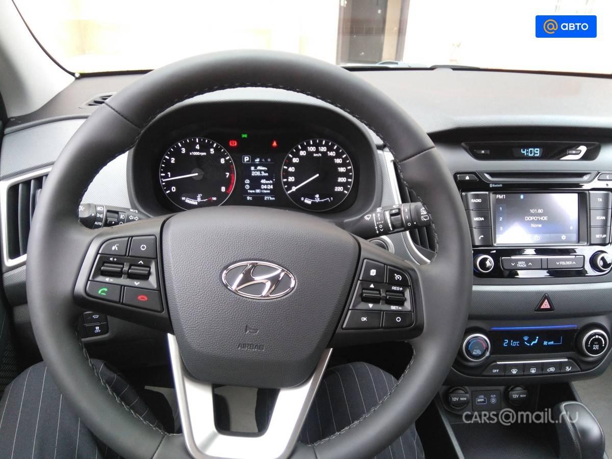Почему все покупают Hyundai Creta: обзор плюсов и минусов корейского кроссовера