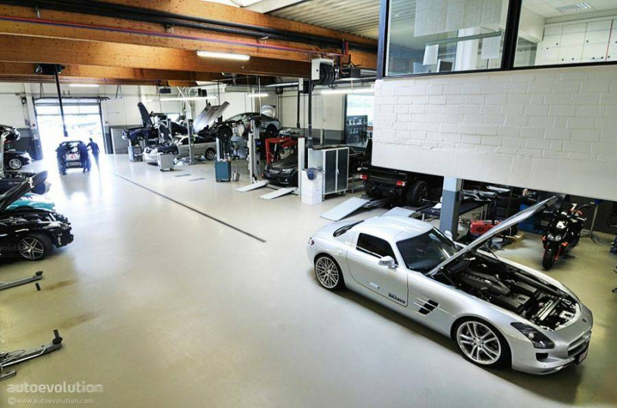 Бизнес план тюнинг ателье с расчетами. от выбора гаража до первых клиентов.