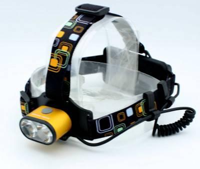 Налобный аккумуляторный фонарь в помощь автомобилисту