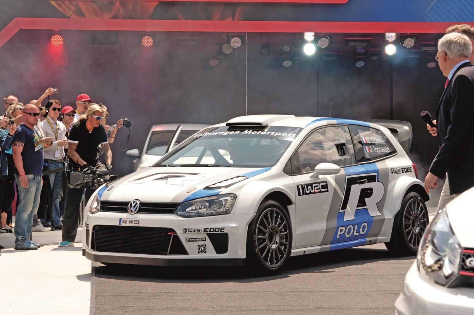 Volkswagen показал новый Polo в спортивной версии GTS