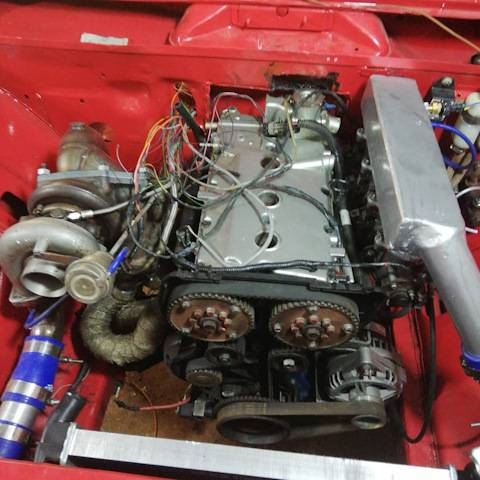 Увеличение мощности двигателя ваз 2107