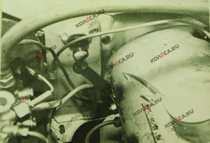 Описание и технические характеристики модели москвич 412 (412, 427, 434)