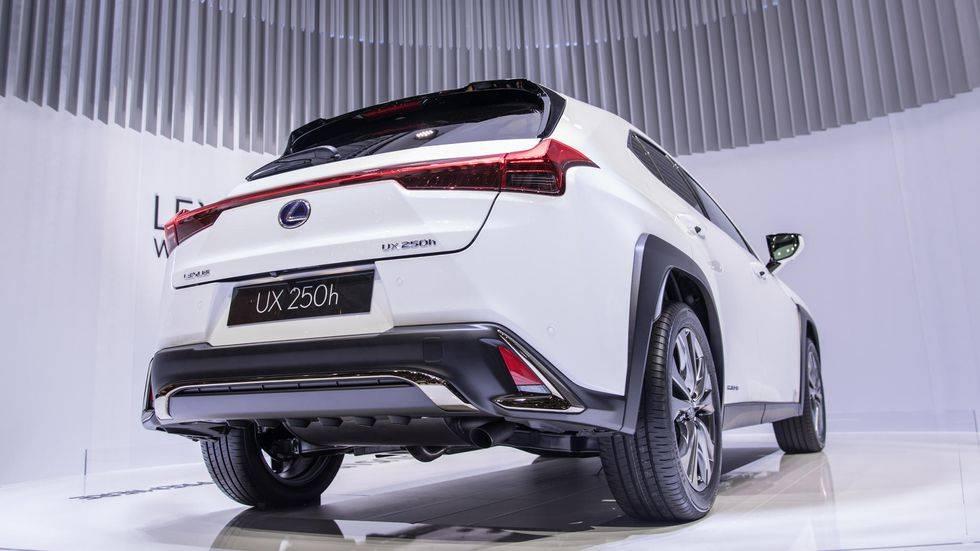 Lexus показала свой первый серийный электромобиль - 4pda