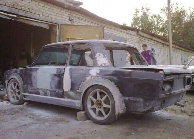 Тюнинг салона автомобиля своими руками в деталях