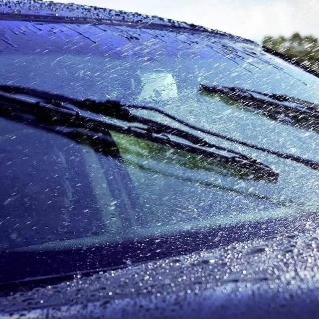 Бюджетный антидождь для стекол авто: делаем сами