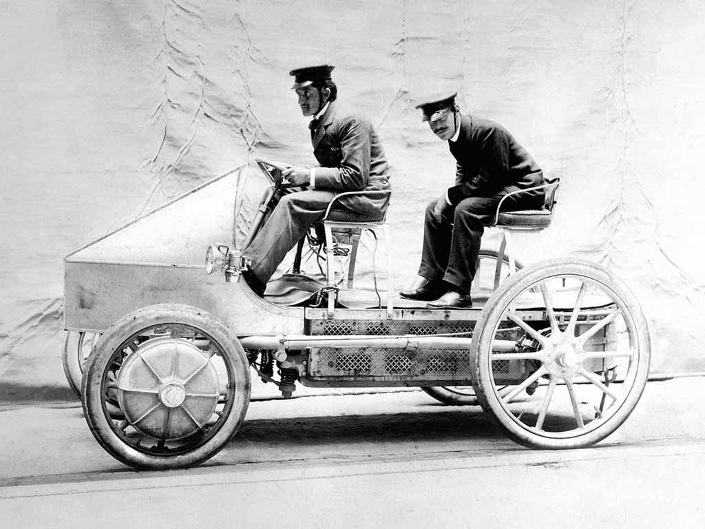 История электромобилей начала xx века