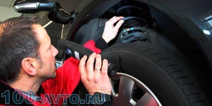 Диагностика подвески: как проверить самому, конструкция передней и задней, пошаговая инструкция, рекомендации