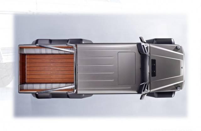 Мерседес гелендваген 2018 был представлен на автосалоне в детройте