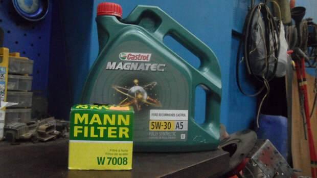 Форд фокус 2: инструкция замены масляного фильтра