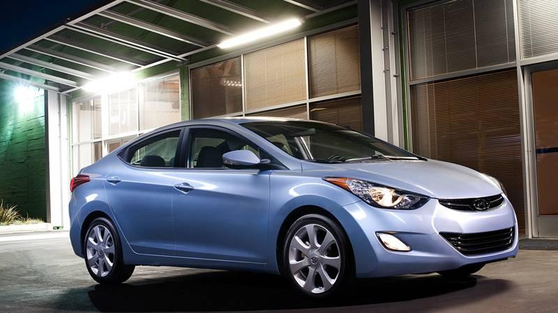 Hyundai elantra пятого поколения — неплохой выбор на вторичном рынке