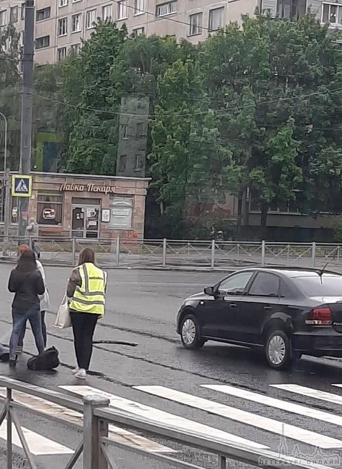 Что делать, если сбила машина на пешеходном переходе?