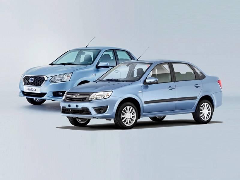 Datsun on-do или lada granta – выбираем бюджетный седан