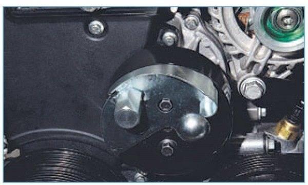 Снятие и замена ремня генератора на форд фокус 2