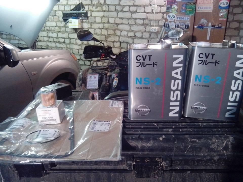 Замена масла в вариаторе митсубиси аутлендер 3 с моторами 2.0 и 2.4 - autotopik.ru