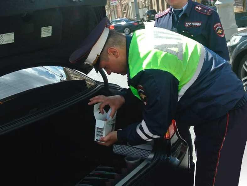Досмотр автомобиля сотрудником дпс по новому регламенту | помощь водителям в 2021 и 2022 году