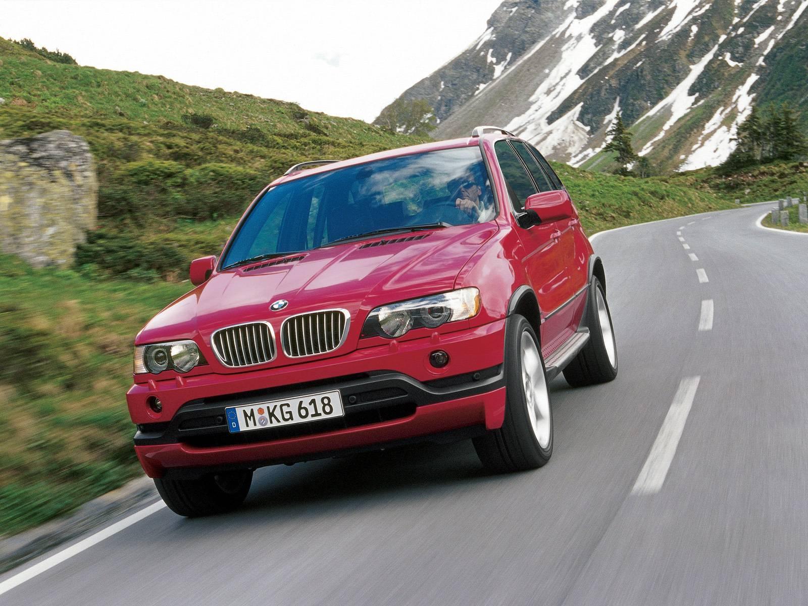 Отголосок нулевых: обзор BMW X5 E53