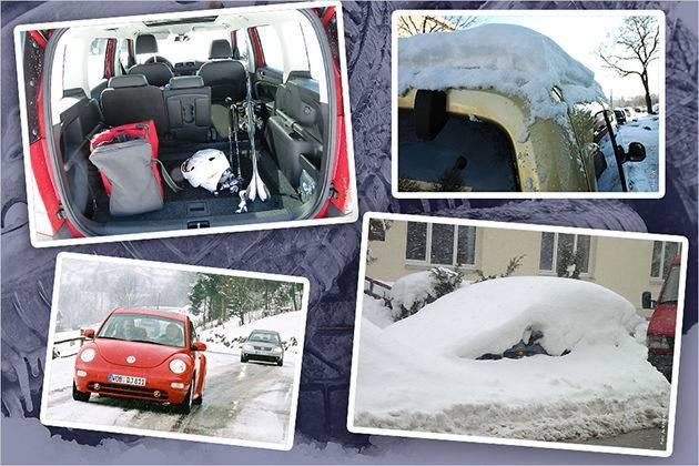 Безопасность вождения зимой: этому не учат в автошколе