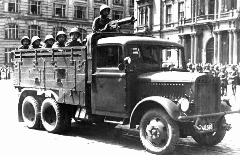 Архивы škoda - альтернативная история
