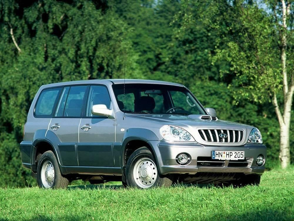 Таракан или царь Земли? Плюсы и минусы Hyundai Terracan