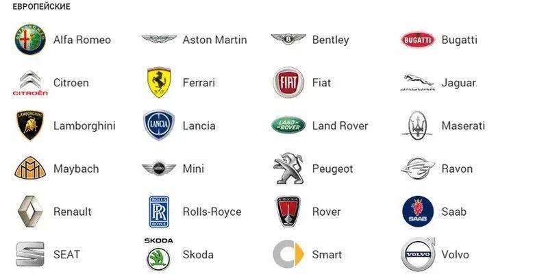 Английские автомобили: топ-7 популярных машин