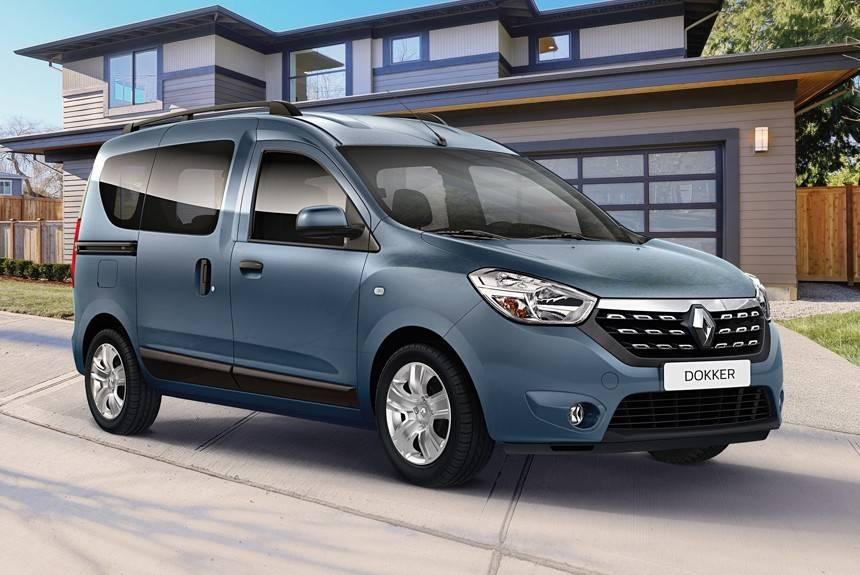 Renault Dokker покинул российский рынок