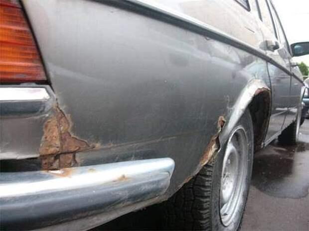 Удаление ржавчины с днища автомобиля: что делать и как очистить своими руками
