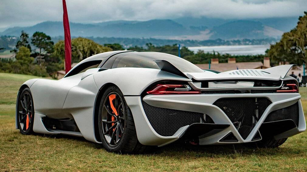 Топ самых быстрых автомобилей в мире сегодня ????