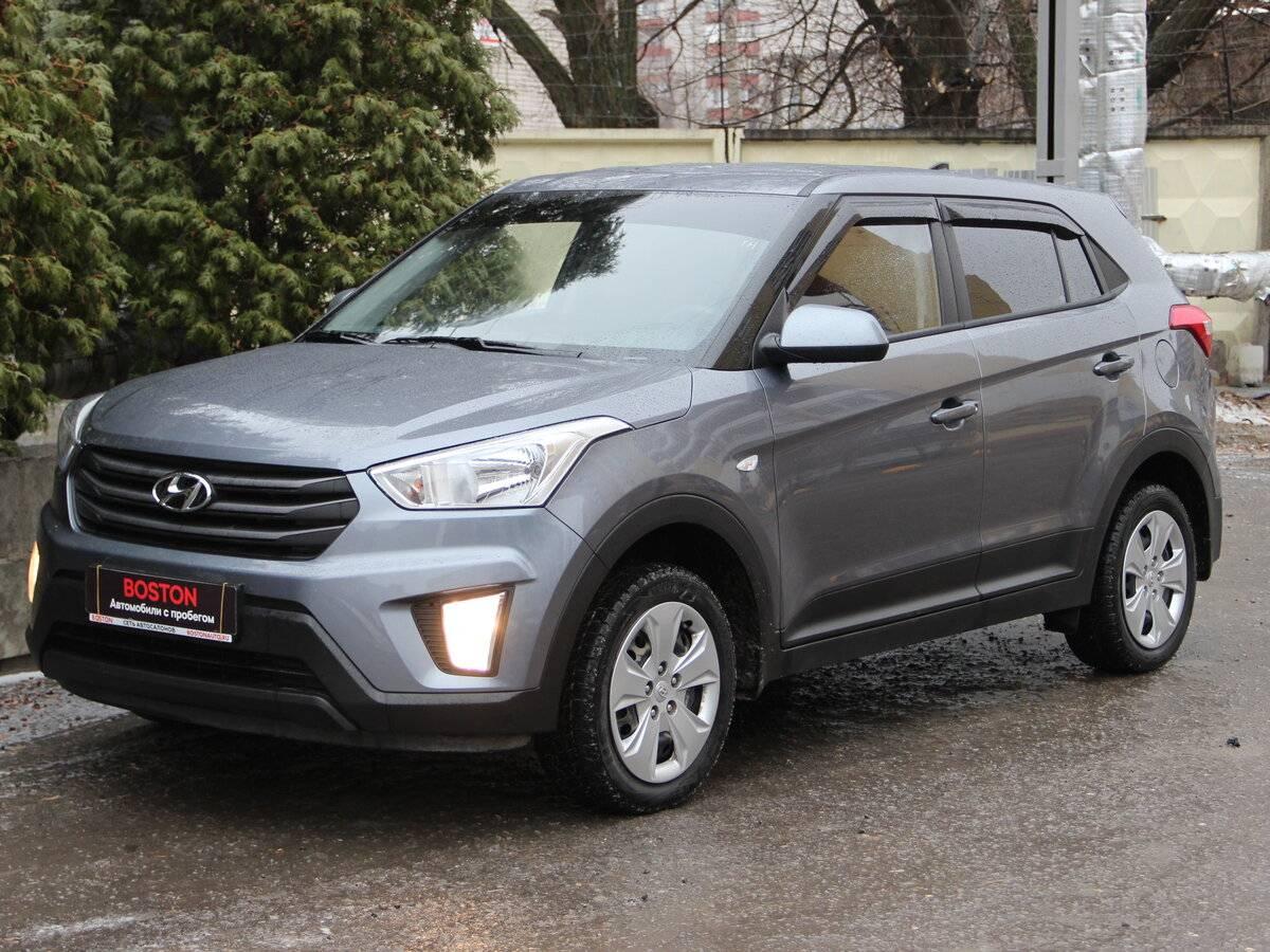 Что купить вместо новой Hyundai Creta: 5альтернатив совторичного рынка