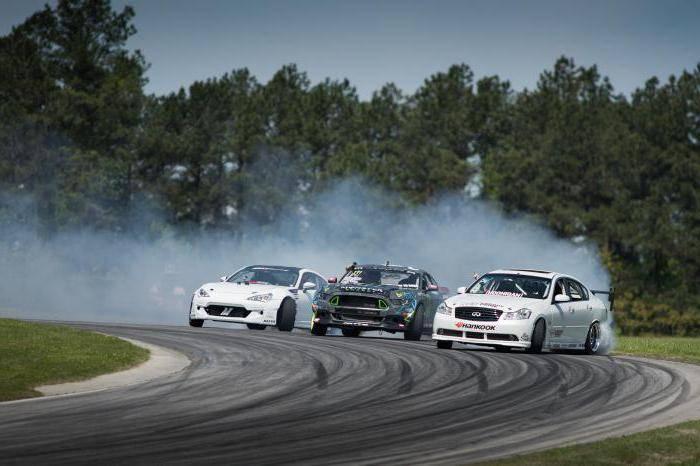 Drift как соревнования по управляемому заносу - что это такое