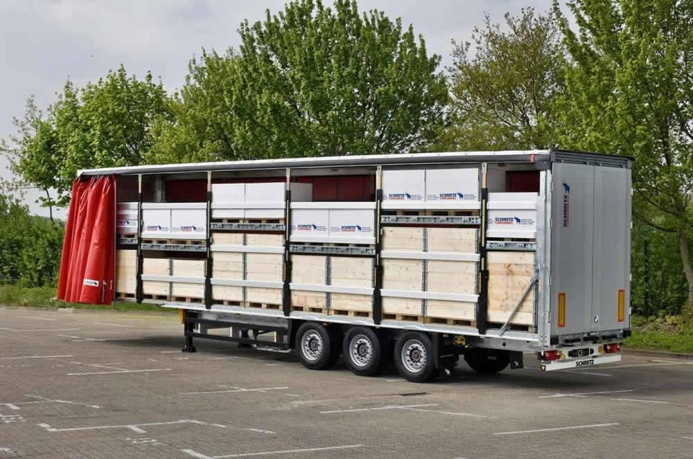 Основные правила перевозки сборных грузов
