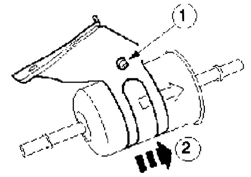 Как поменять топливный фильтр на ford focus 1, 2, 3