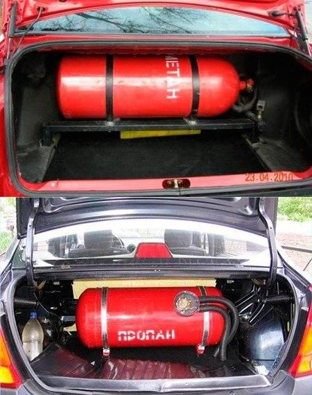 Установка гбо на дизельный двигатель