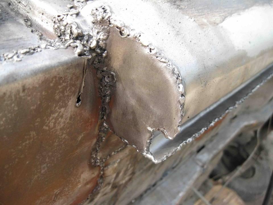 Все тонкости проведения сварки кузова поврежденного автомобиля