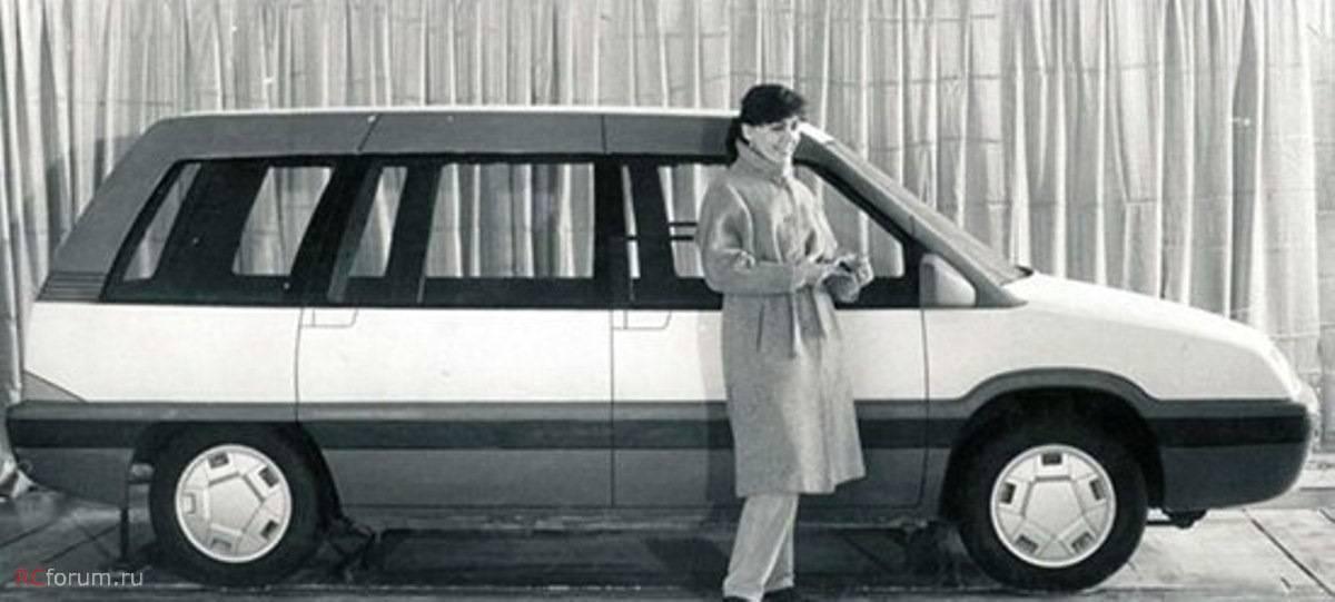 «москвич», который серийно не выпускался. модель 444