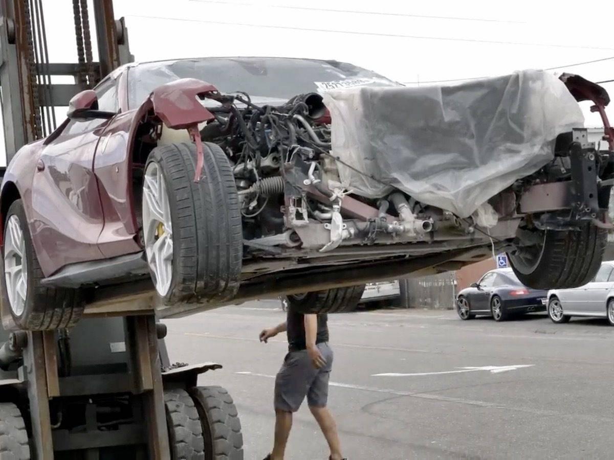 Специалисты назвали автомобили, которые чаще других попадают в «тотал»