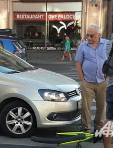 Александр Друзь три раза попал в ДТП