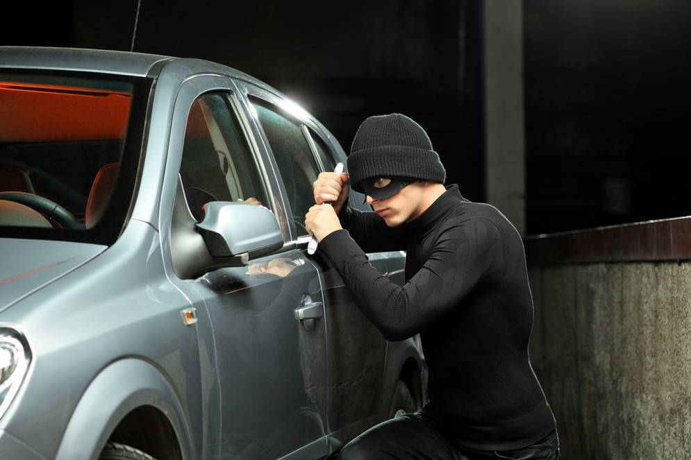 Наказание за угон, кражу автомобиля, срок, штраф, статья, отличие кражи и угона