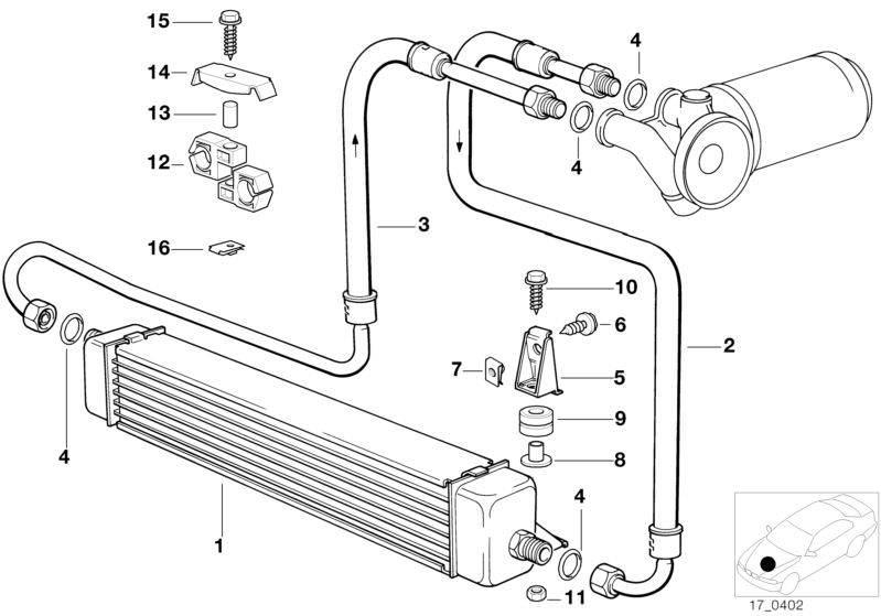 Установка дополнительного радиатора охлаждения акпп. за и против.