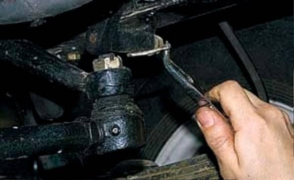 Как поменять рулевой наконечник: ремонт и замена своими руками