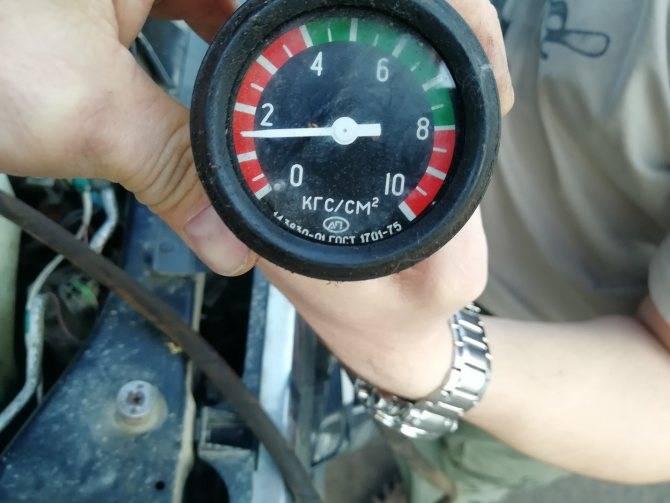 Пропало давление масла в двигателе, причины на ваз 2106, 2107, 2110 8 и 16 клапанов, 2109, 2114, змз 406, 405